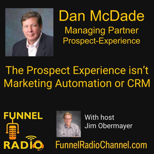 The Prospect Experience Isn't Marketing Automation or CRM