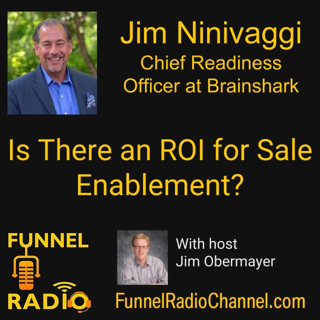 Is There an ROI for Sale Enablement?