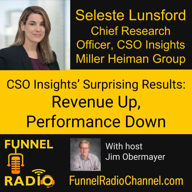 CSO Insights' Surprising Results: Revenue Up, Performance Down