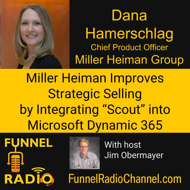 Scout by Miller Heiman Drives Seller Actions and Changes Outcomes with Microsoft Dynamics 365