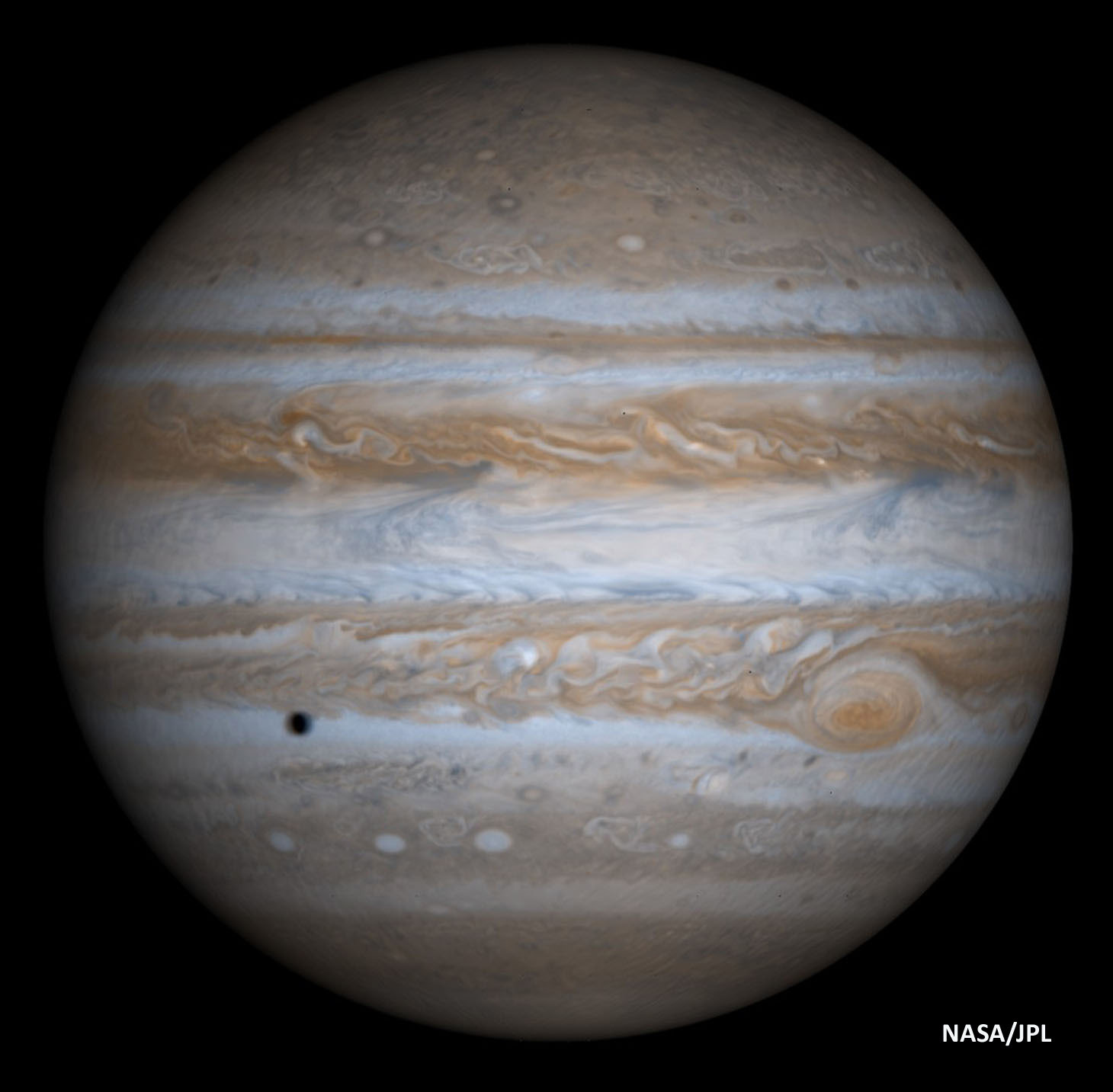 By Jove!  The Juno Mission to Jupiter