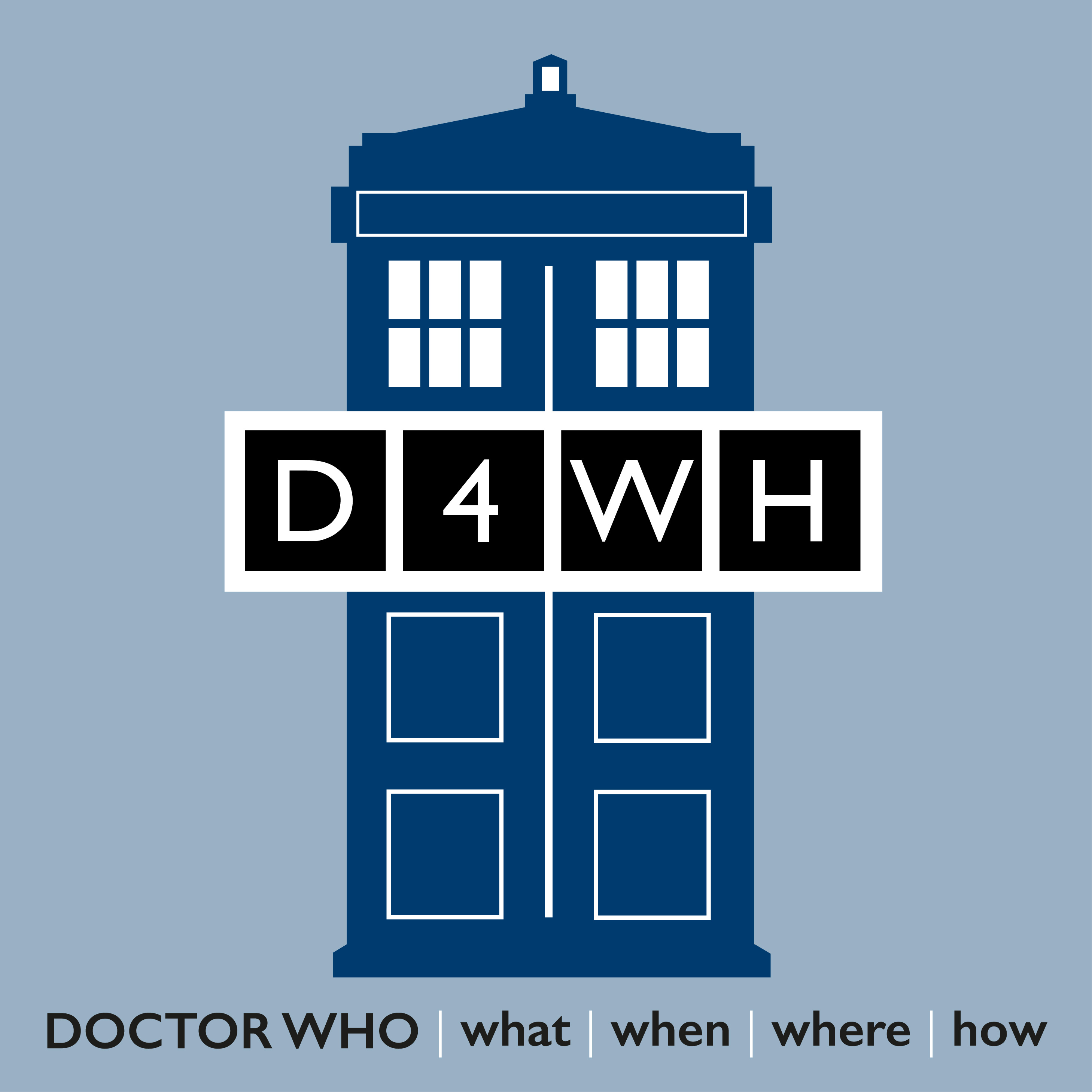 D4WH 28: The 13th Doctor featuring Dan Dennis & Philip Cannon