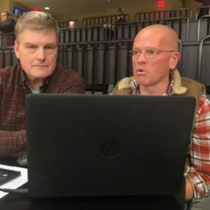 Chris Graham, Scott German break down UVA-Liberty