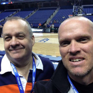 Chris Graham, Jerry Carter talk bowls, ACC hoops