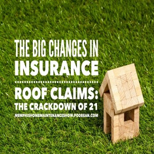 May 16, 2021 16:10 The BIG Changes In Insurance Roof Claims: The Crackdown Of 21