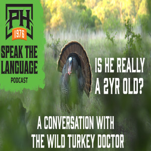 Is He Really A 2yr Old? - A Conversation With The Wild Turkey Doctor