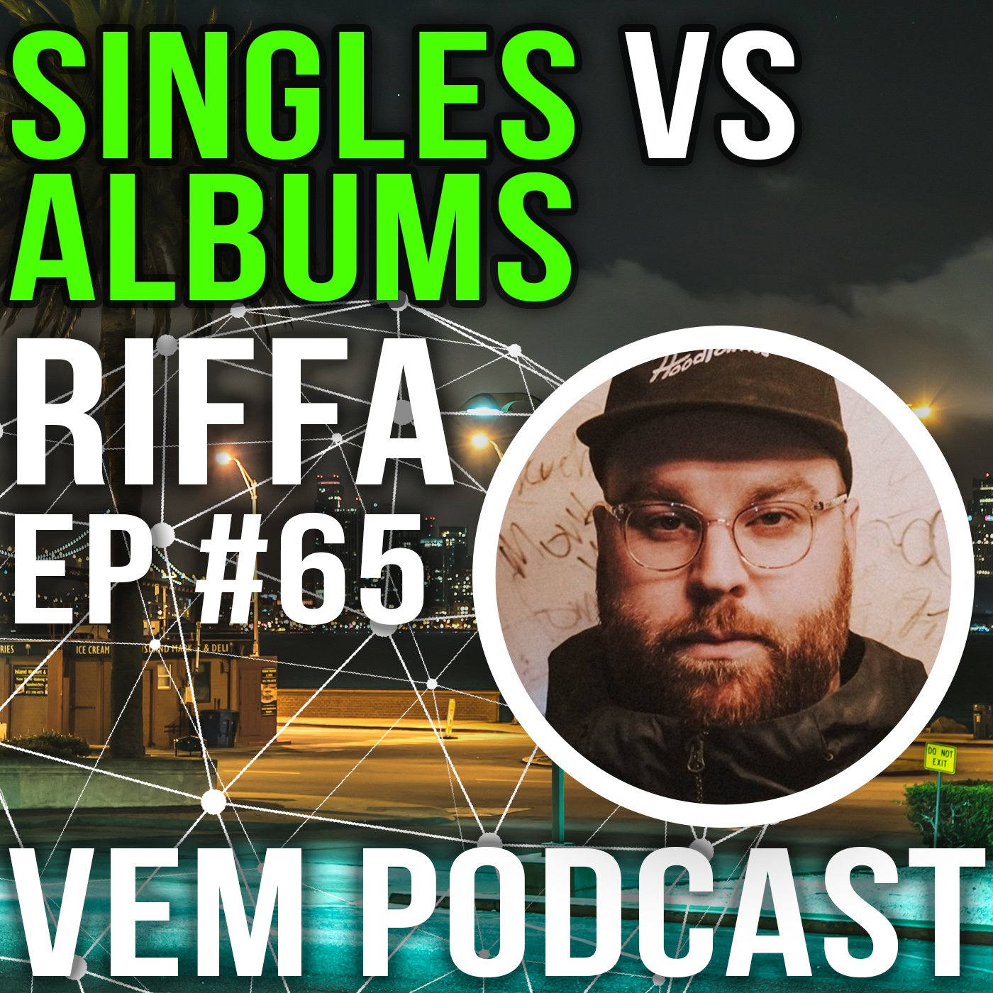 Voice of Electronic Music #65 - Singles VS Albums - Riffa (OKNF Collective)