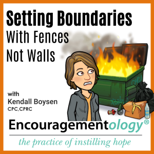Setting Boundaries With Fences Not Walls