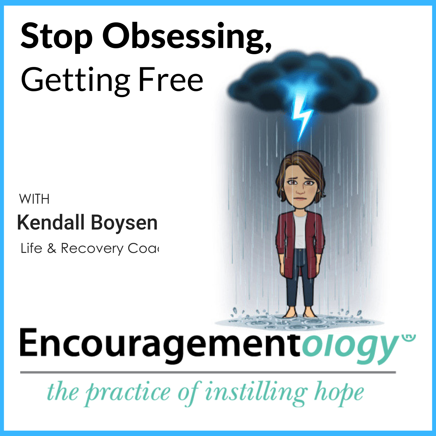 Stop Obsessing, Getting Free