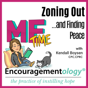 Zoning Out and Finding Peace