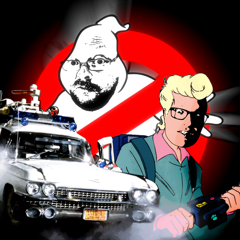 Episode 12: Ghostbusters (Vague rememberances of a skybeam)
