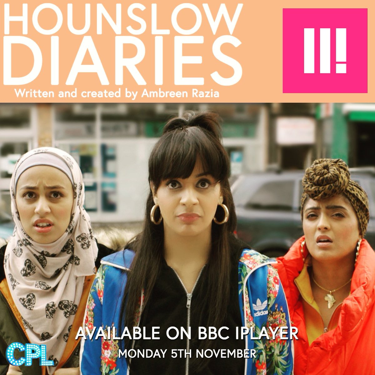 3. Ambreen Razia - Muslim identity, Hounslow Diaries and gang culture