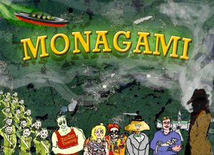 Monagami - Episode Three