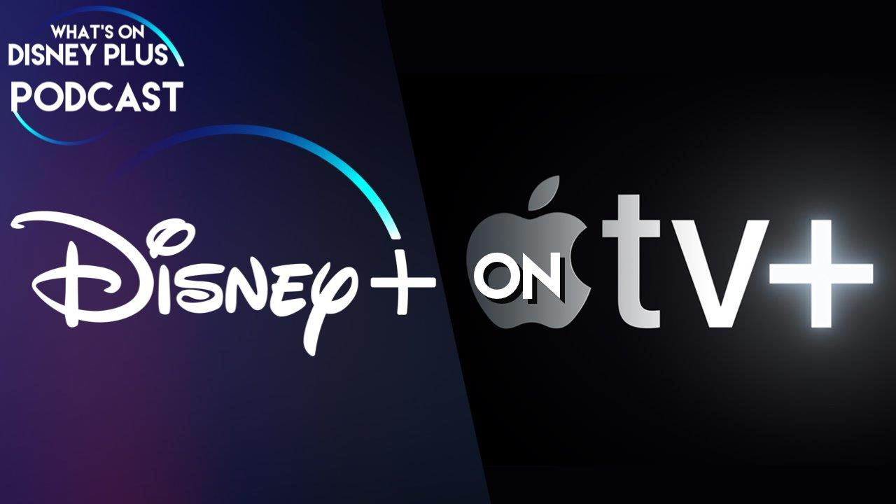 Will Disney+ Be On Apple TV? | What's On Disney Plus Podcast