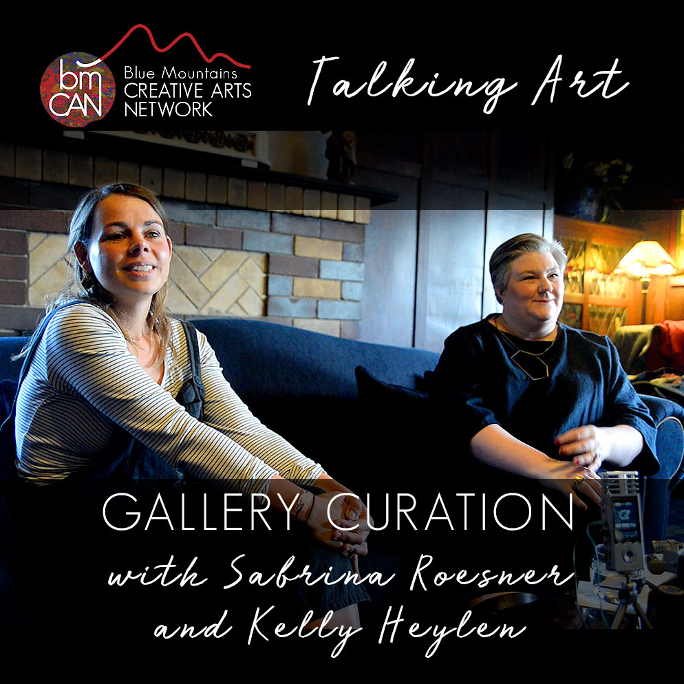Talking Art Podcast Episode 1  Gallery Curation
