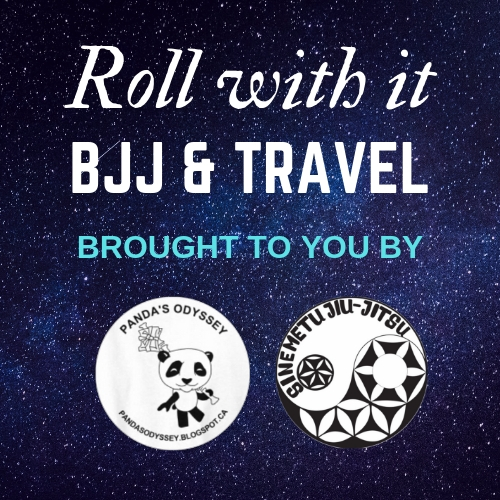 Roll with it BJJ & Travel : EP8_Don't get caught being illegal