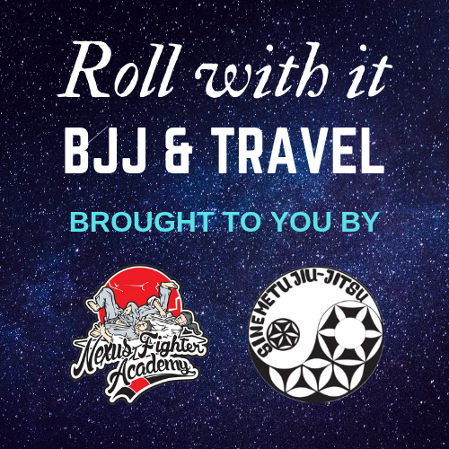 Roll with it BJJ & Travel : EP4_Travel tips from a BJJ Black Belt Mom