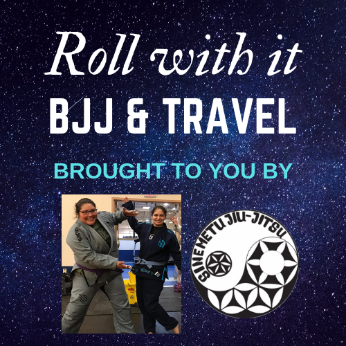 Roll with it BJJ & Travel : EP9_Spouse goes from sidelines to Matlife