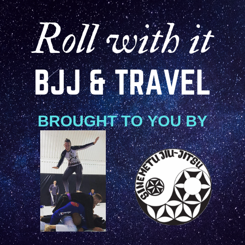 Roll with it BJJ & Travel : EP6_New Places, Gyms, and Pubs