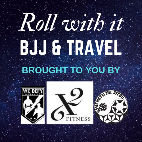 Roll with it BJJ & Travel : EP10_Bank teller becomes 1st degree Black Belt