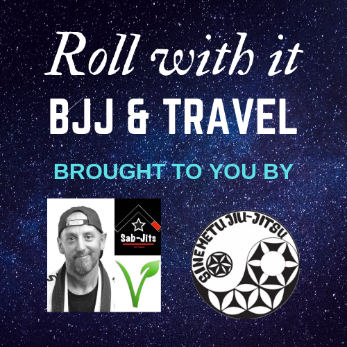 Roll with it BJJ & Travel : EP7_Plant-based Athlete