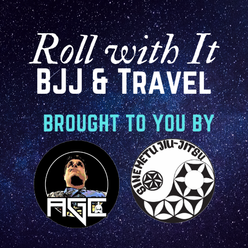 Roll with it BJJ & Travel : EP16_9,239 Kilometers away from home