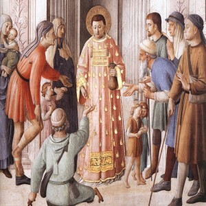 St. Lawrence: Detachment for the sake of service