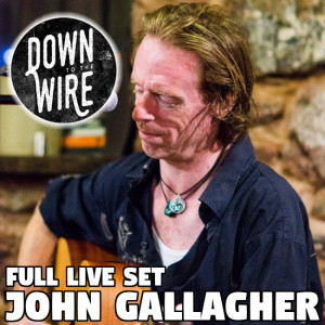 The full set episodes: John Gallagher