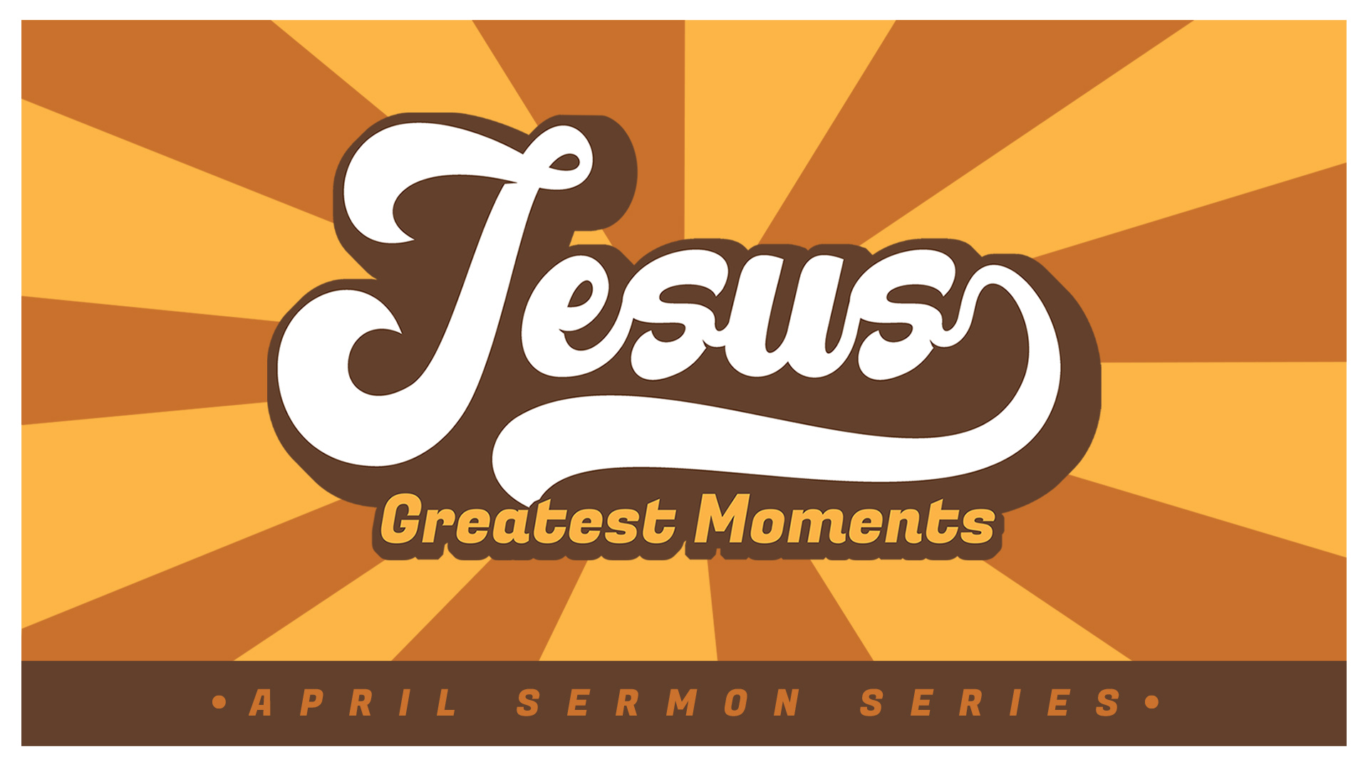 Build A Bridge - Jesus Greatest Moments
