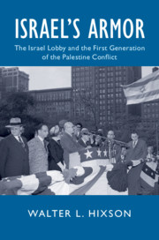 Walter Hixson on the Israel Lobby