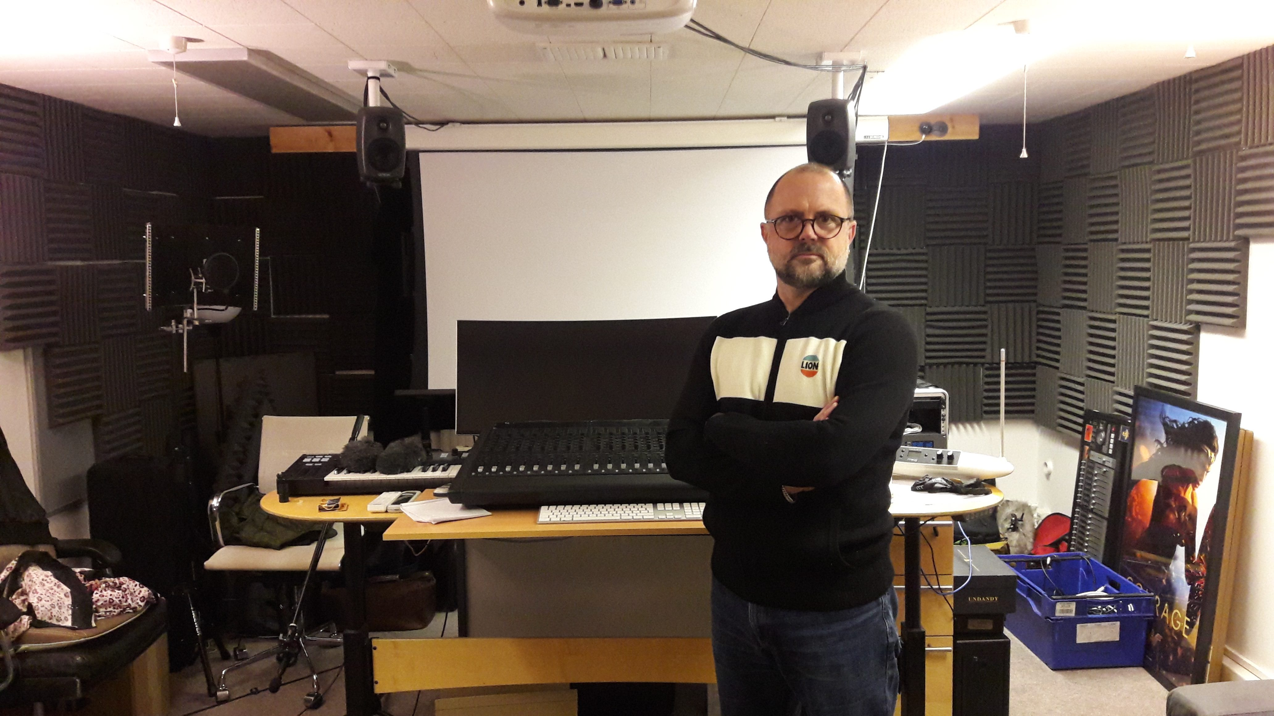 Harry Potter and the Editor of Sound - James Mather