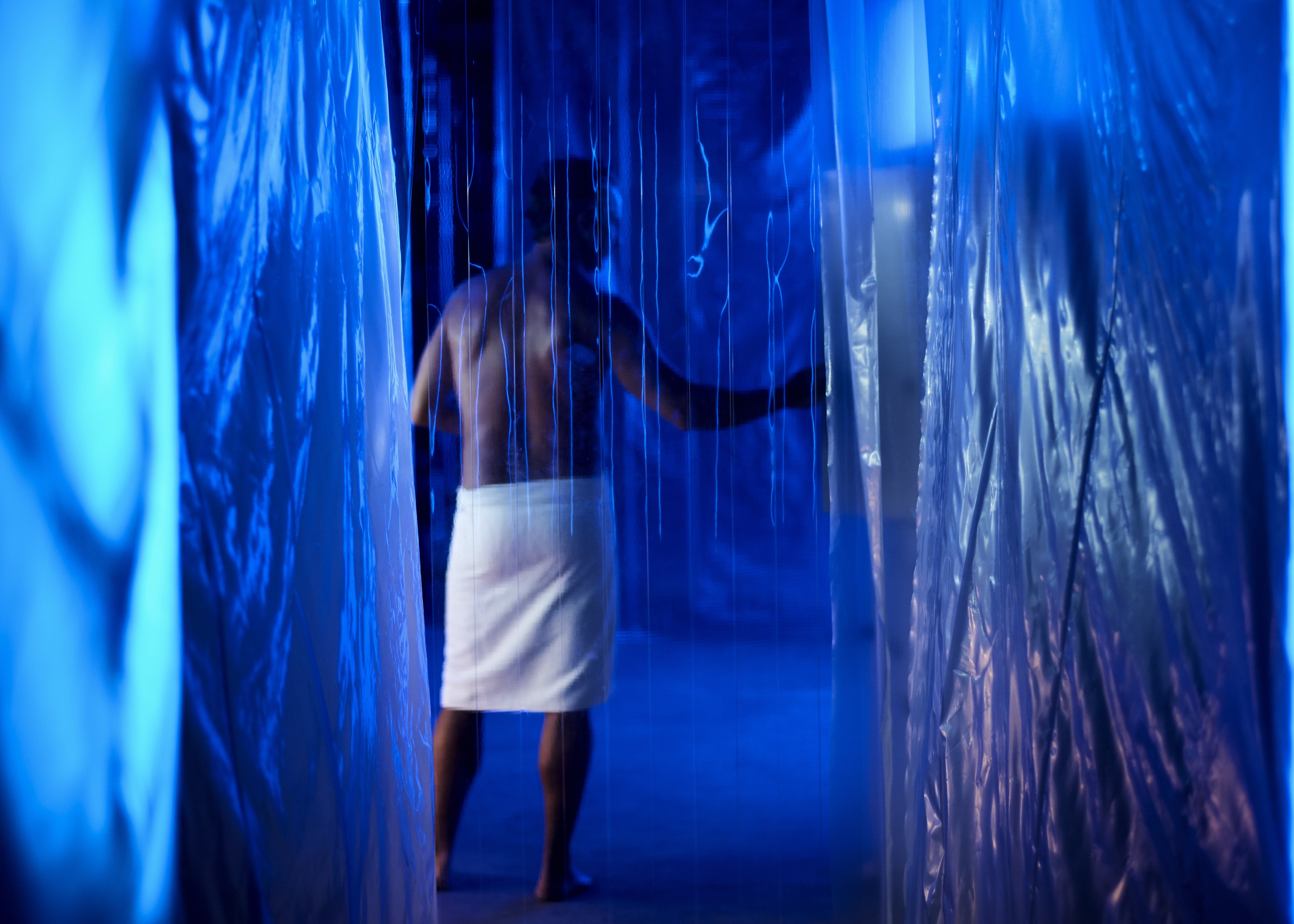 Reinventing Queer Cinema: Sequin in a Blue Room
