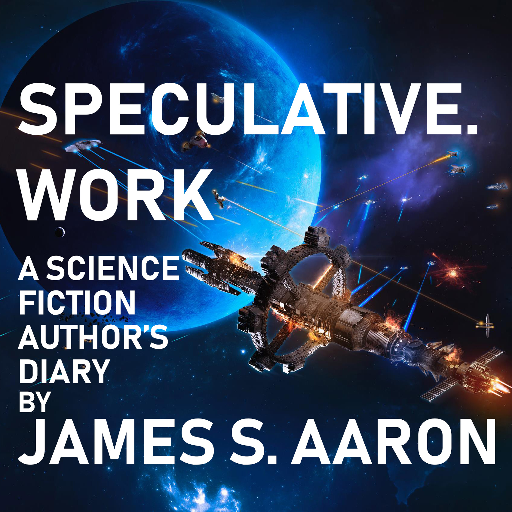 The Speculative.Work Podcast 005 - Goals for 2019 and Atomic Habits