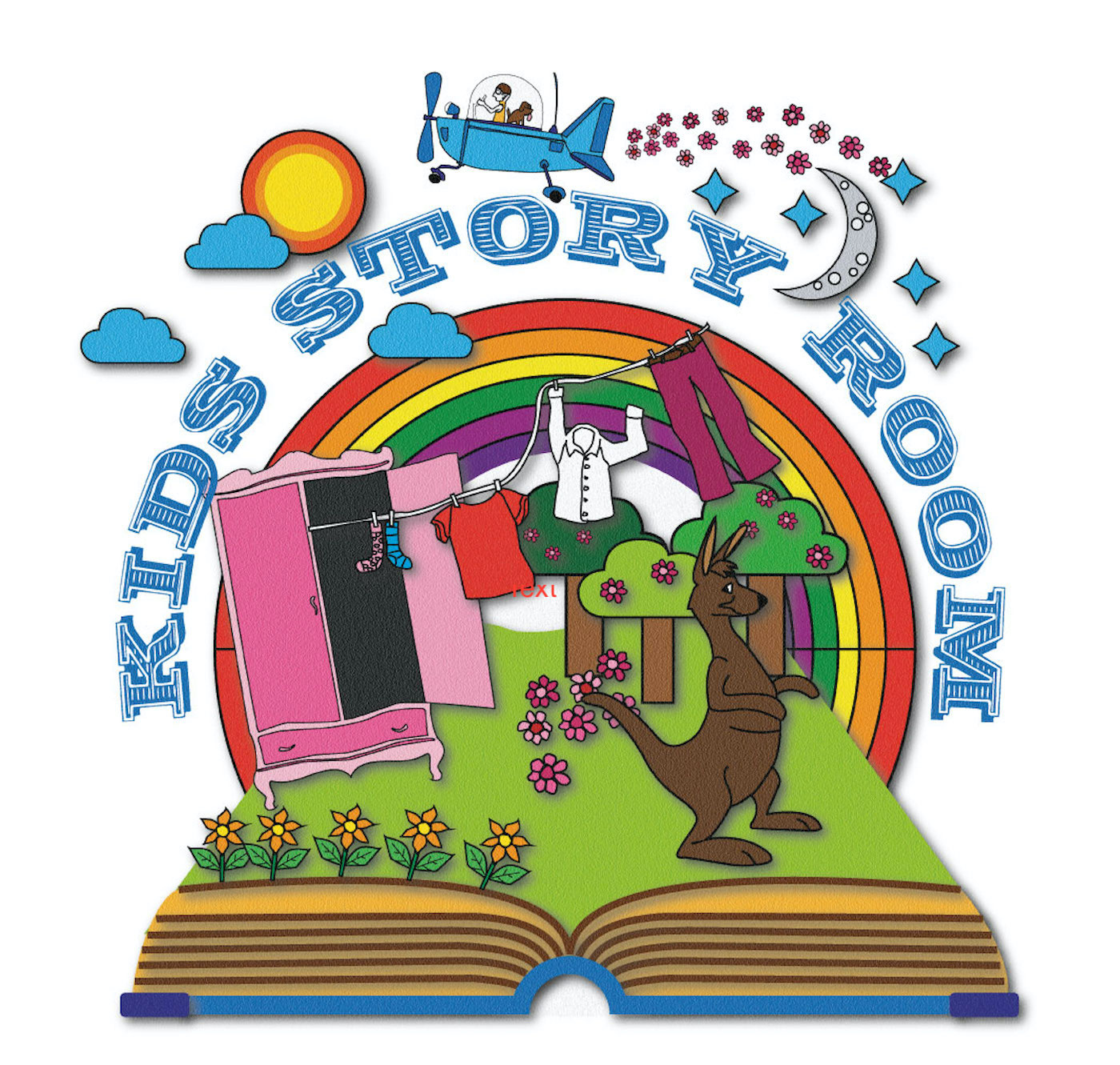 Kids Story Room Ep 1 Terry's Tumbling Trousers