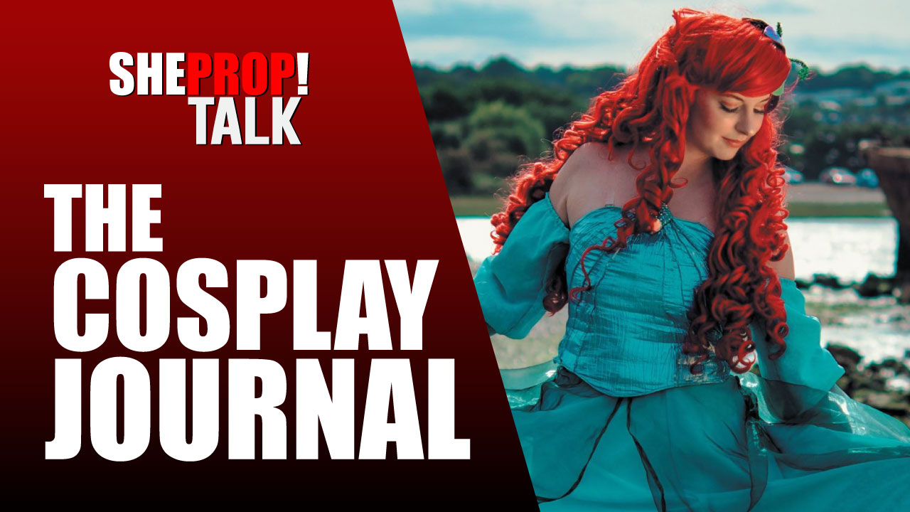 Ep 11: The Cosplay Journal