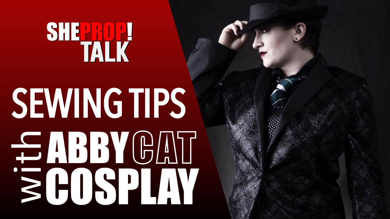 Ep 6: Sewing Tips with AbbyCat Cosplay