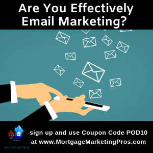 Ep #24: Are You Effectively Email Marketing