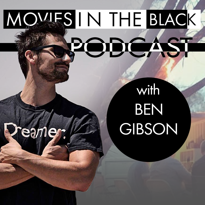 Getting Through the Struggle - Ben Gibson - Movies in the Black Show