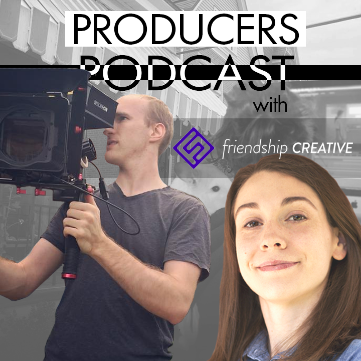 Data Meets Creative - Friendship Creative - Producers Podcast