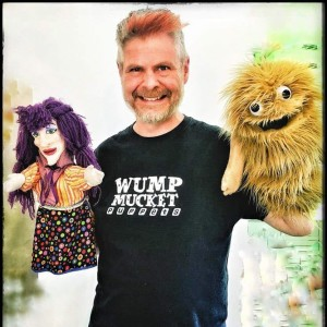 Terry Burke: from Screed 'zine to Master of Puppets