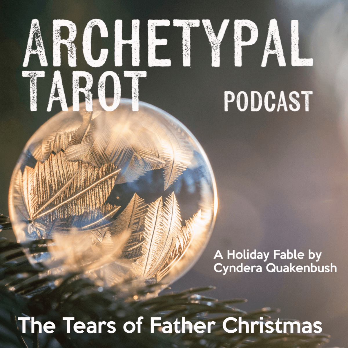 The Tears of Father Christmas: A Holiday Fable