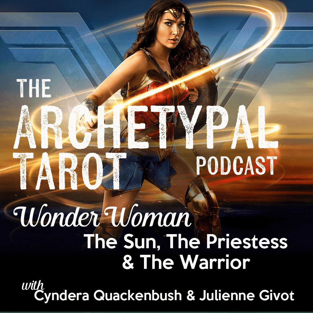 Wonder Woman: The Sun, The Priestess & The Warrior