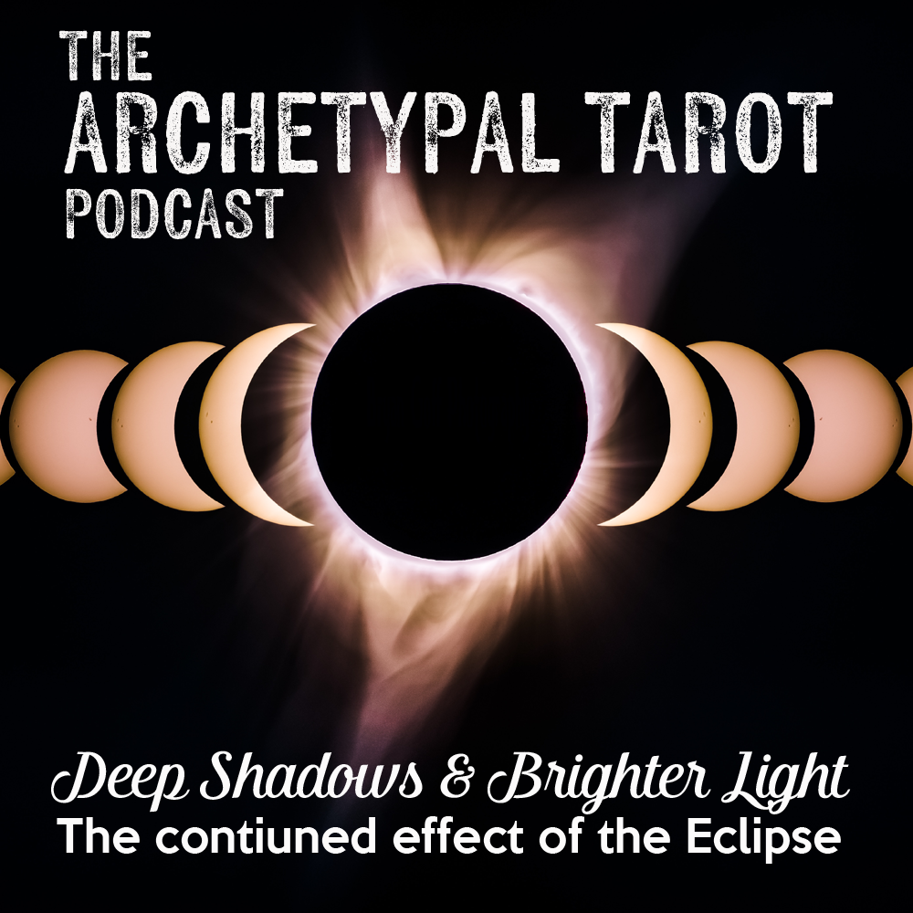 Deep Shadows and Brighter Light: The continued effects of the Eclipse