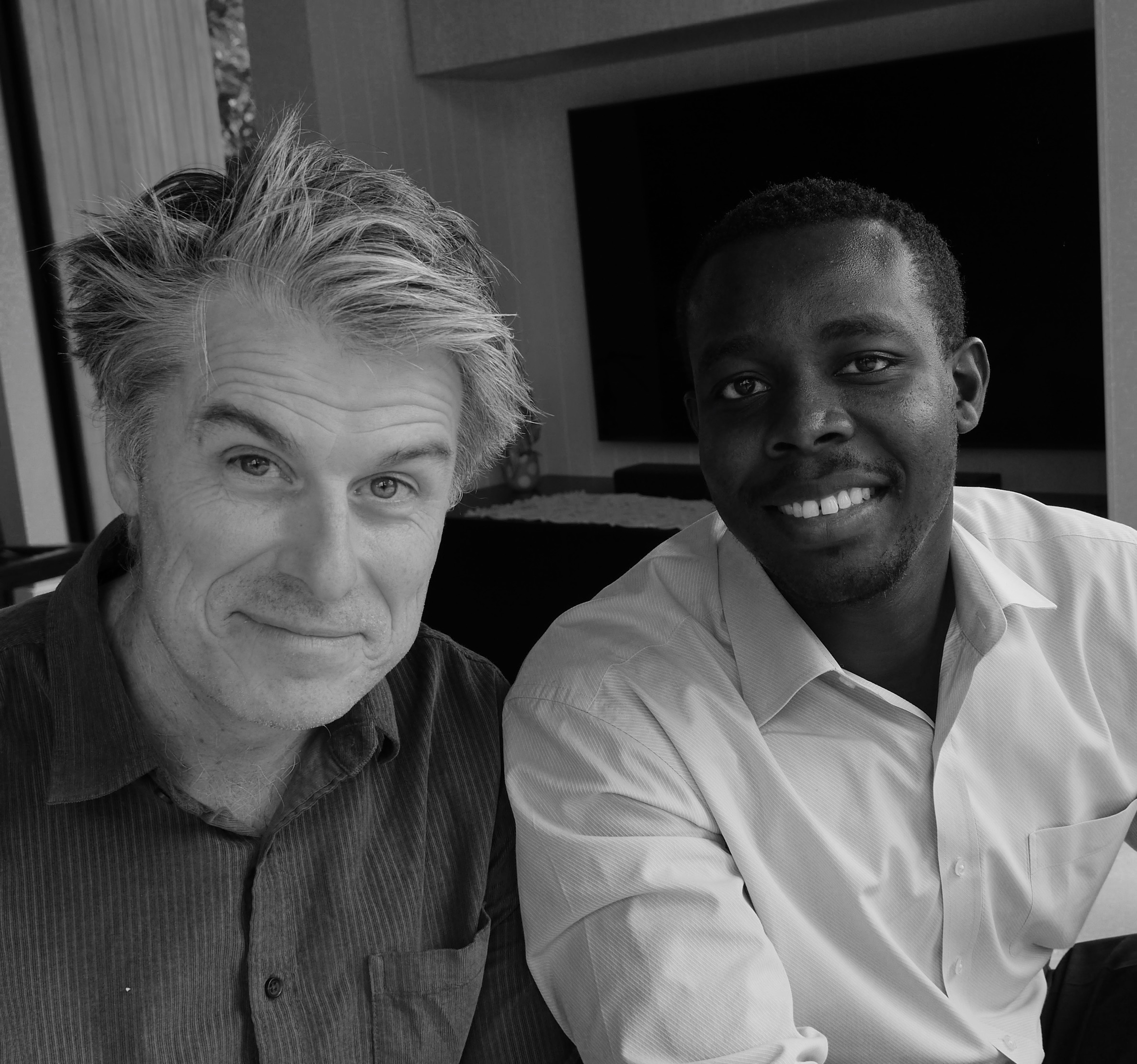 SA Playwrights Podcast - with Steve Tongun