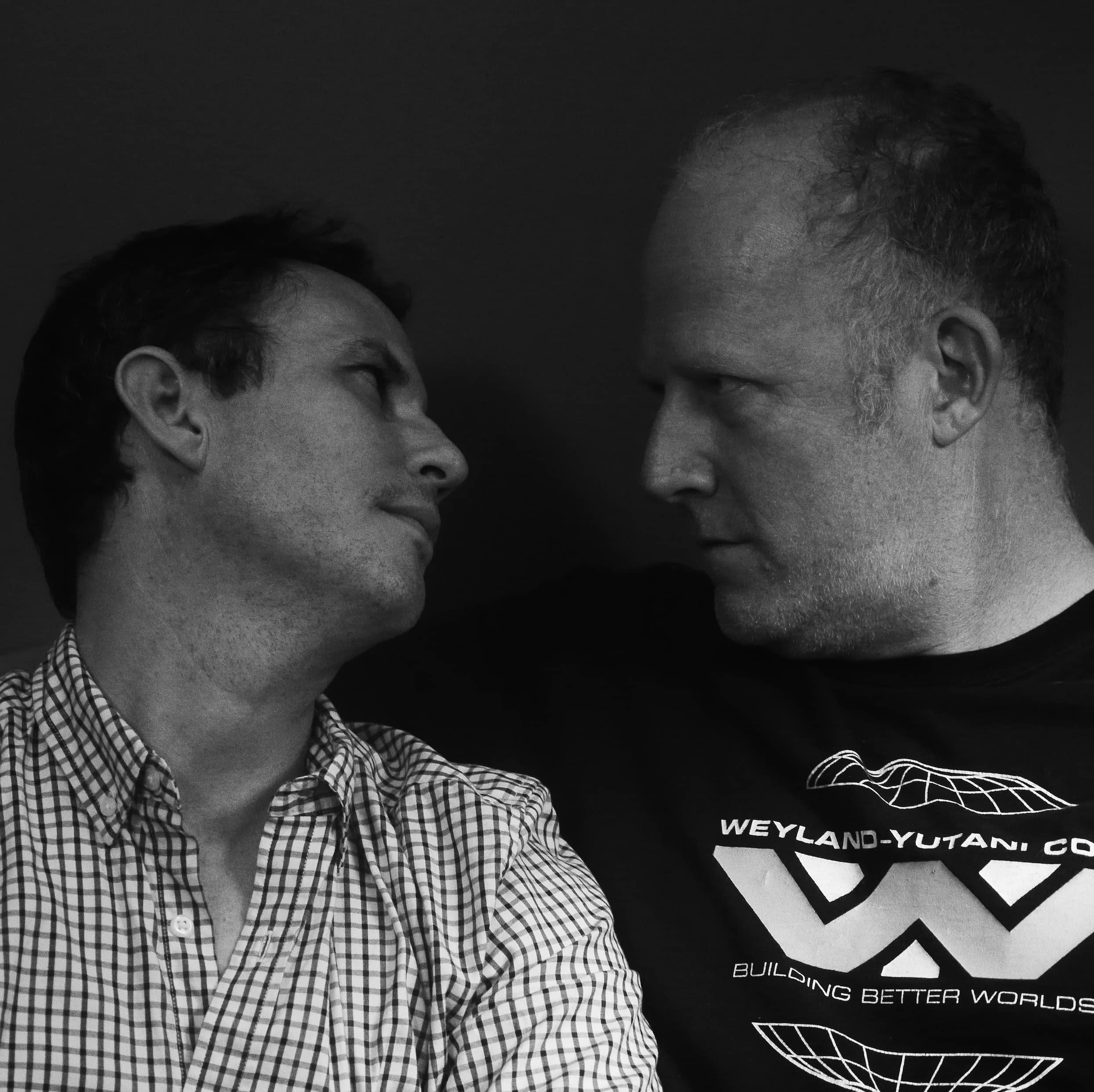 SA Playwrights Podcast - with Jimmy Lyons and James McCluskey-Garcia