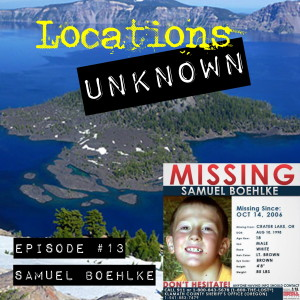 EP. #13: Samuel Boehlke - Crater Lake National Park