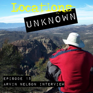 EP. #15: The Arvin Nelson Interview