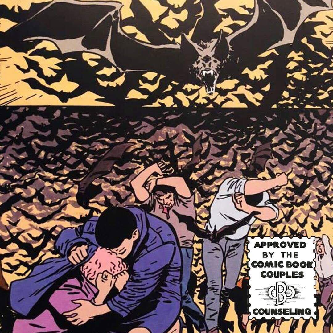 CBCC 10: Bruce & Selina - Batman: Year One