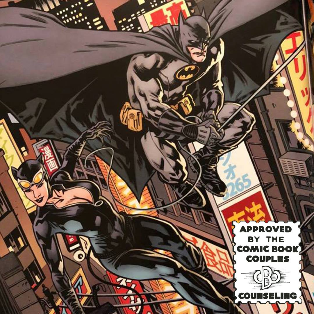 CBCC 11: Bruce & Selina - Batman Incorporated