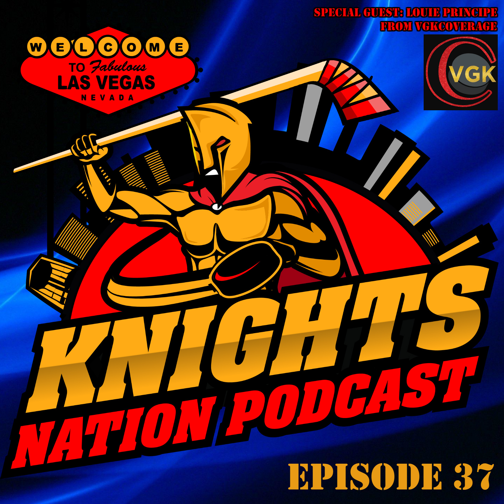 Episode 37: Whats wrong with the Golden Knights? Will they be healthy and ready for the playoffs?